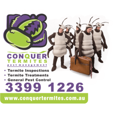 Conquer Termites