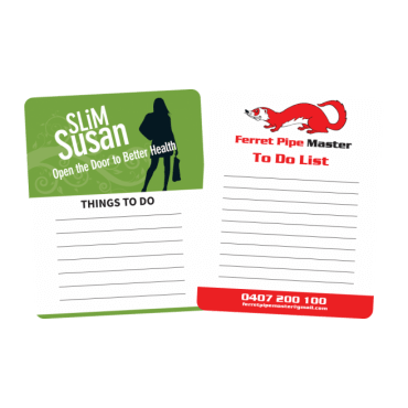 To Do List Magnets Rounded Corner 97mm x 122mm
