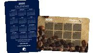 Rounded Corner-97mm x 147mm-Calendar Magnets