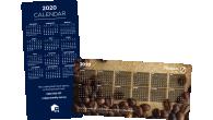 Rounded Corner-99mm x 210mm-Calendar Magnets