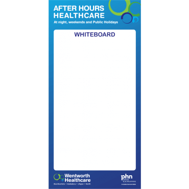 Whiteboard Magnets Straight Edged 72mm x 147mm